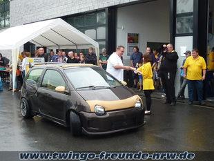 Fiat Abarth 1000 TCR von Harald Dietze aus Gottmadingen. Vielen NK und ...